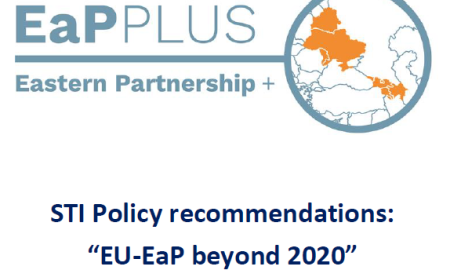 EaP PLUS Deliverable: STI Policy Recommendations