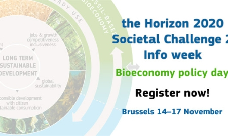 Follow the Bioeconomy week through the web streaming