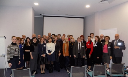 Training for technology managers in EaP countries, Minsk, Belarus, 11-13 March 2019